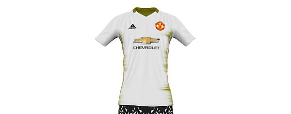 Manchester United third kit