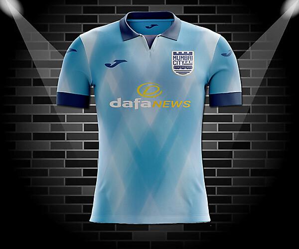 MUMBAI CITY FC CONCEPT