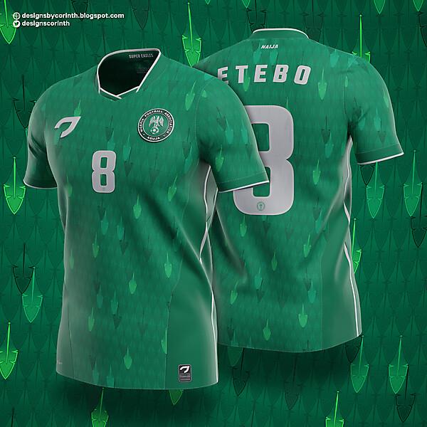 Nigeria | Home Shirt