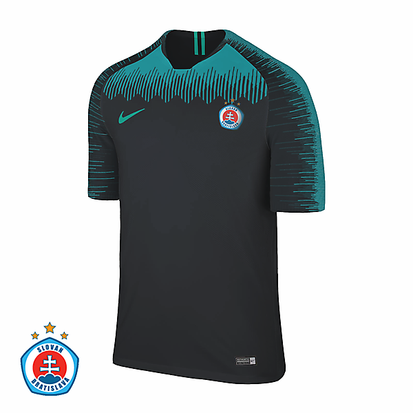 Nike x Slovan Bratislava 2018 Concept