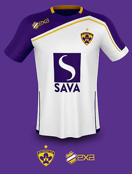 NK Maribor Away Kits