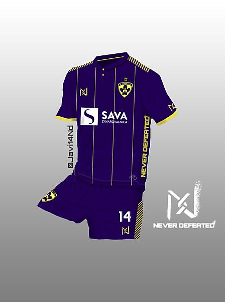 NK Maribor Home Kit