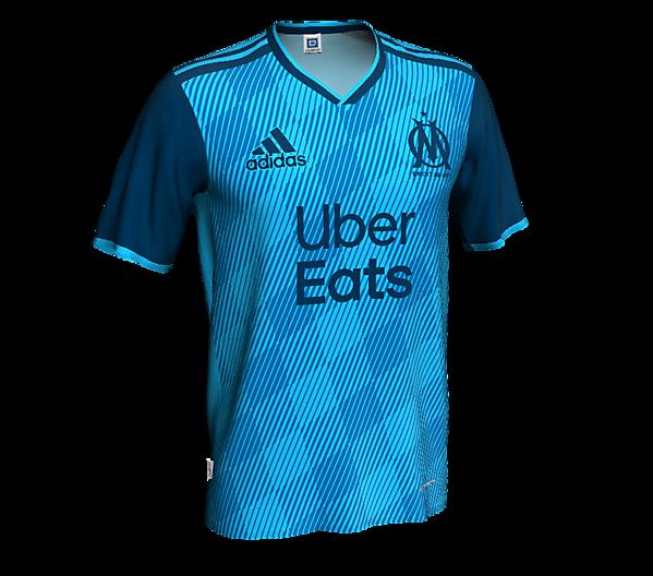 Olympique Marseille - third