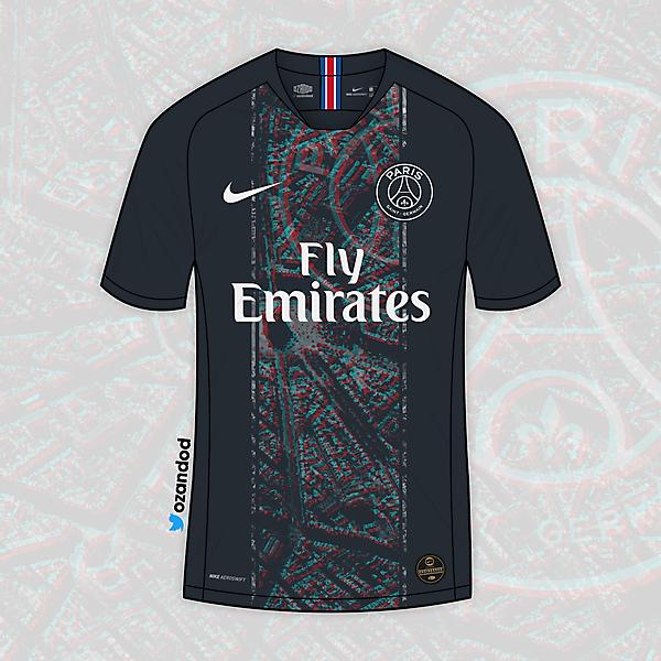 Paris Saint-Germain x Nike | Third @ozandod