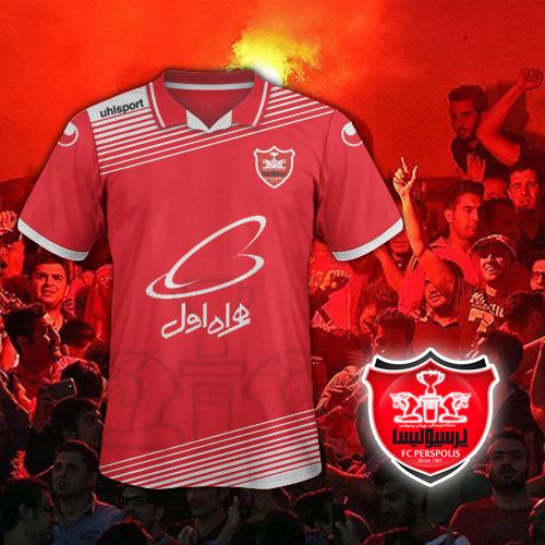 Persepolis FC Home 17-18