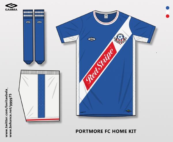 portmore home kit