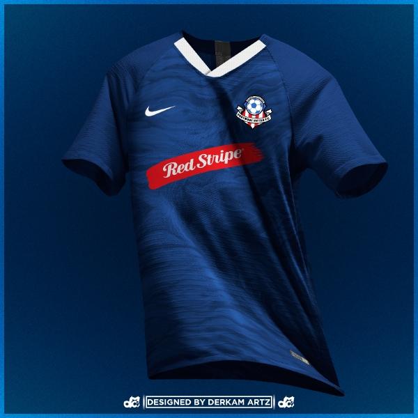 Portmore United FC - Home Kit
