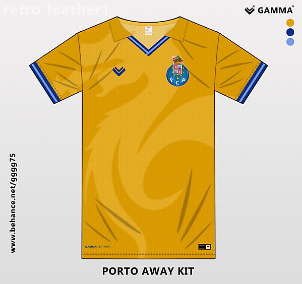porto away kit