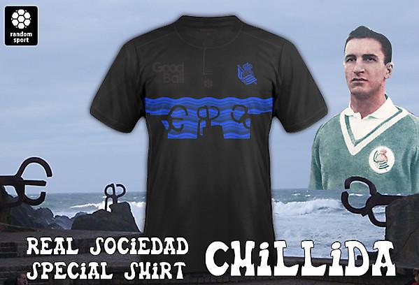 Real Sociedad - Special shirt