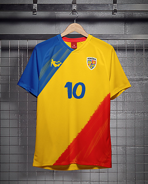 Romania - Home Kit