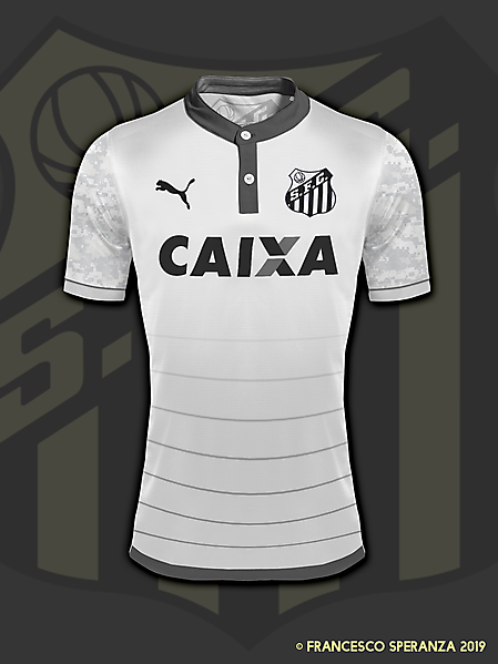 Santos home by Puma
