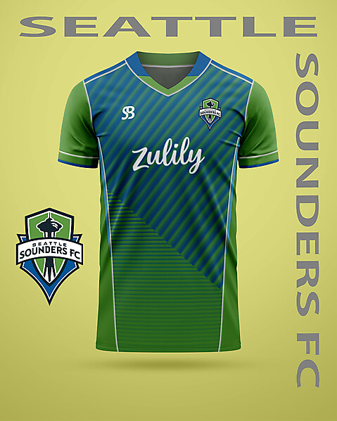 Seattle Sounders Home Concept