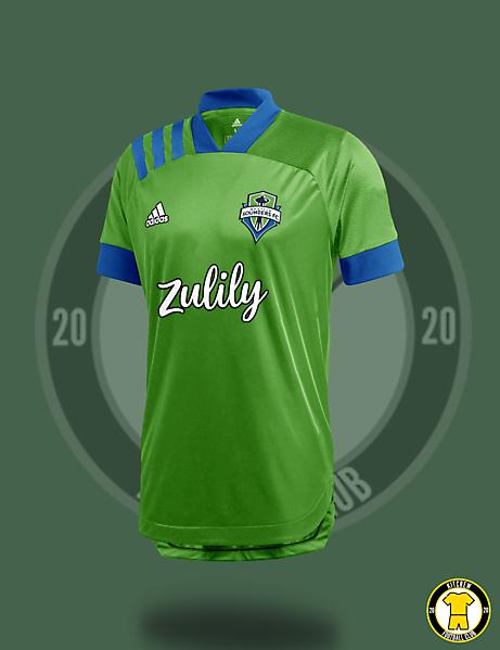 Seattle Sounders Kit