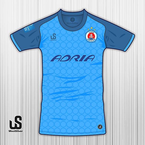 SK Sloven Bratislava Home Kit