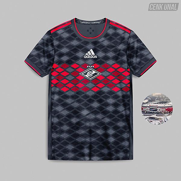 Spartak Moscow x Adidas