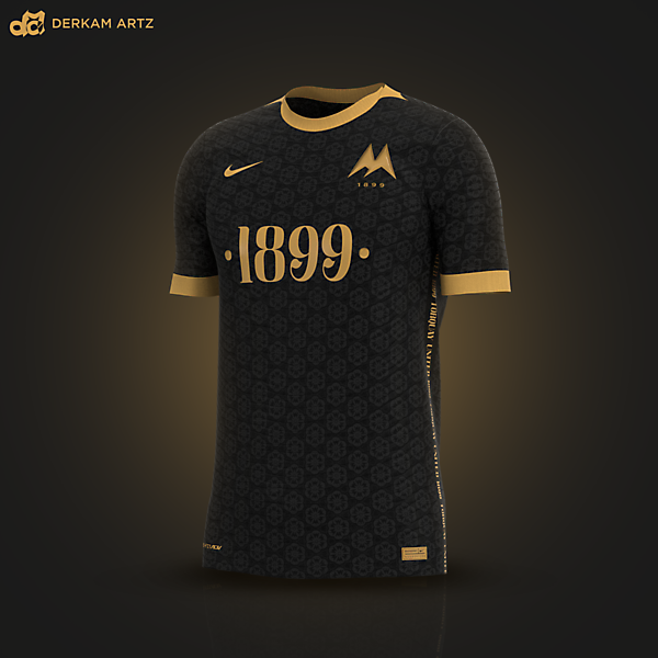 Torquay United x Nike - Third Concept