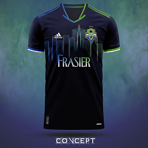 Tossed Salads and Scrambled Eggs - Sounders Away