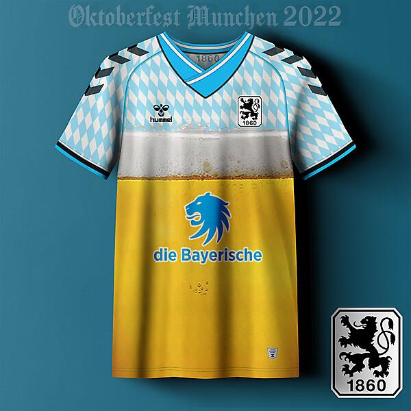 TSV 1860 München Oktoberfest 2022 Special