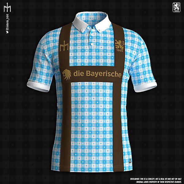TSV 1860 München X TRIDENTE | Oktoberfest Special kit | KOTW