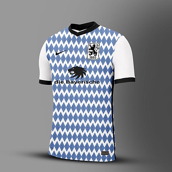 TSV Munich fc 1860 Oktoberfest Nike Kit