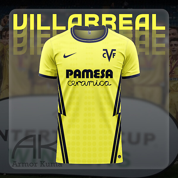 Villarreal Nike Home Kit