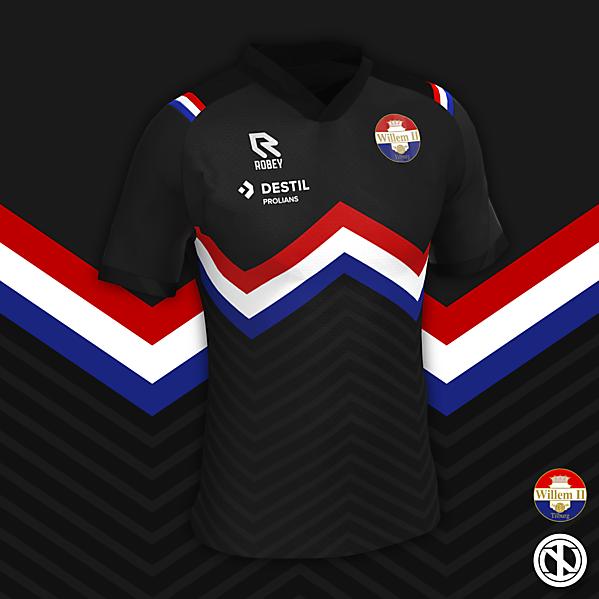 Willem II   Away Kit Concept