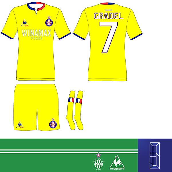 AS Saint Etienne - Third Kit