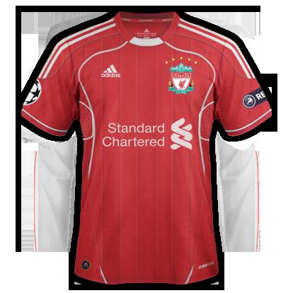Liverpool Fantasy Shirt