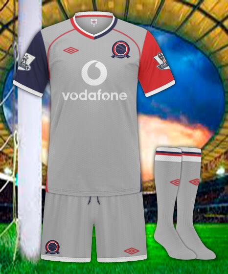 London FC Third