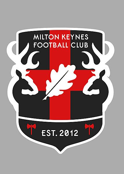 MKFC logo design.