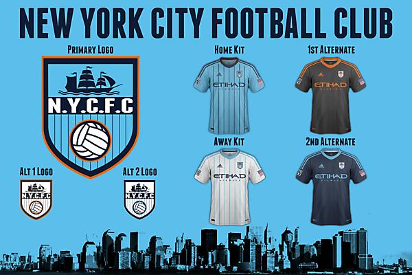 NYCFC - Common Threads