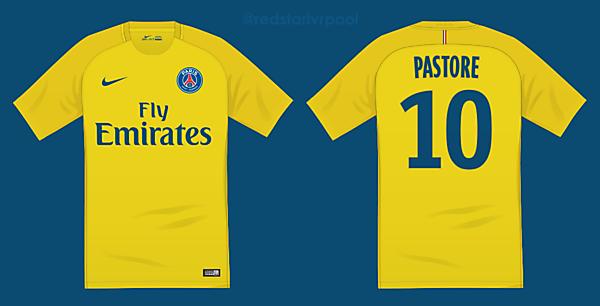PSG Yellow Concept