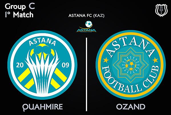 Group C - Quahmire vs Ozand