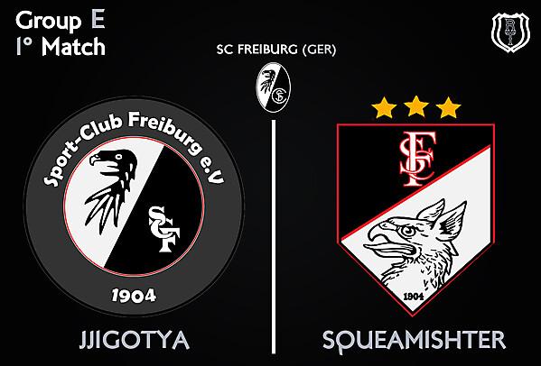 Group E - JJigotya vs Squeamishter