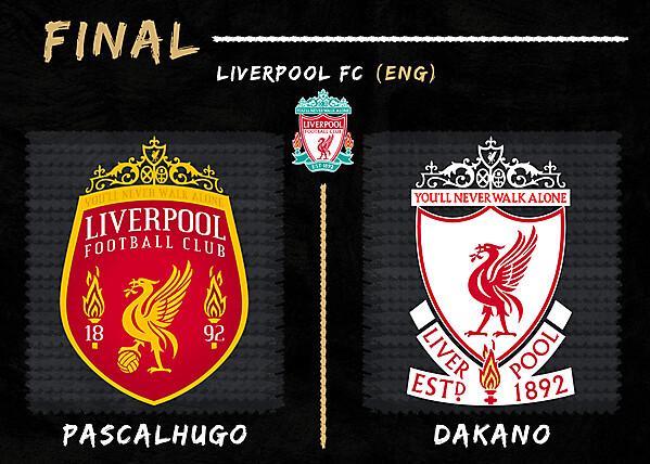 Final - PascalHugo vs Dakano
