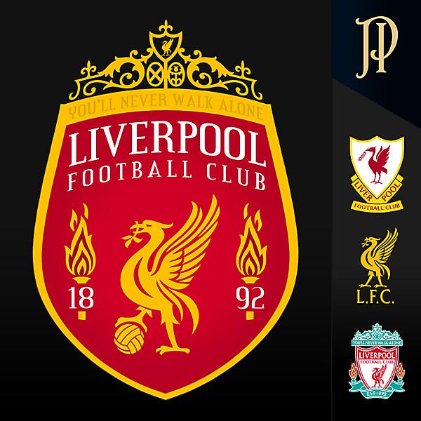 Liverpool FC - Logo Rebrand