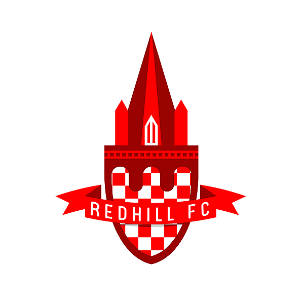 Redhill Crest Entry