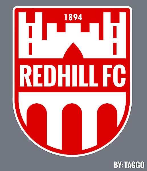 Redhill FC Logo 2