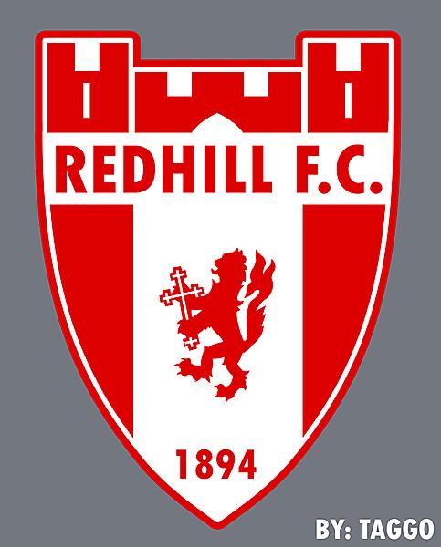 Redhill FC Logo