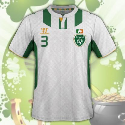Ireland Away Kit v1