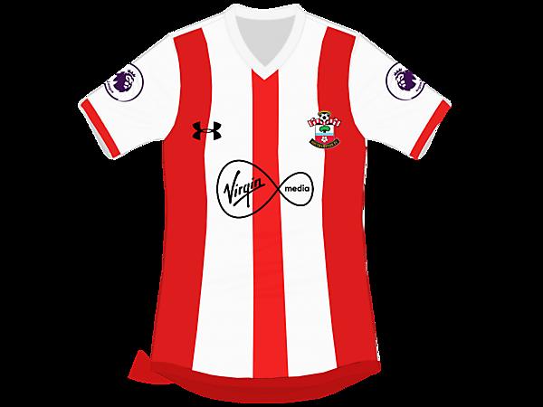 Southampton Home Shirt