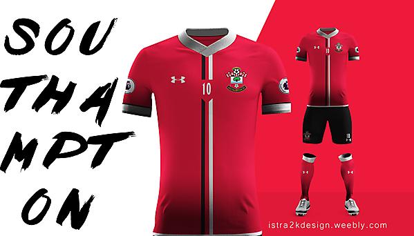 Southampton Third Kit