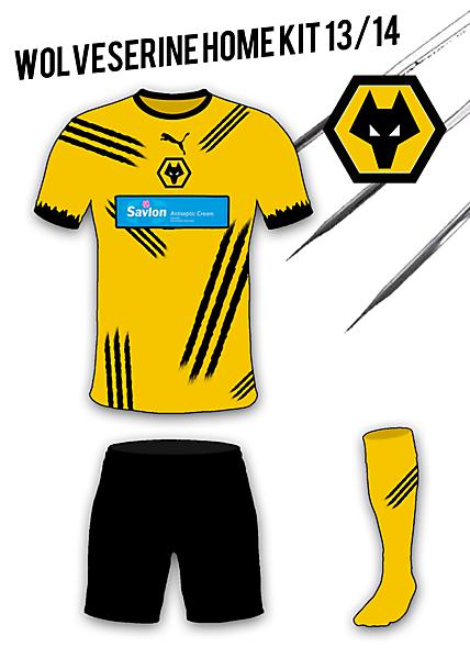 Wolves Wolverine Kit