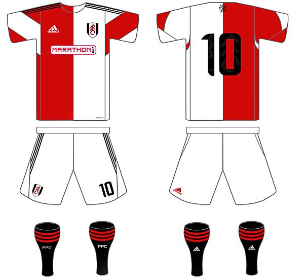 Fulham Third Kit (1886/87)