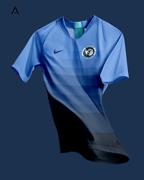Antarctica Football Association Kit