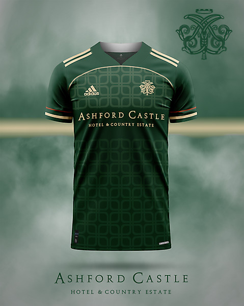 Ashford Castle Hotel-concept shirt