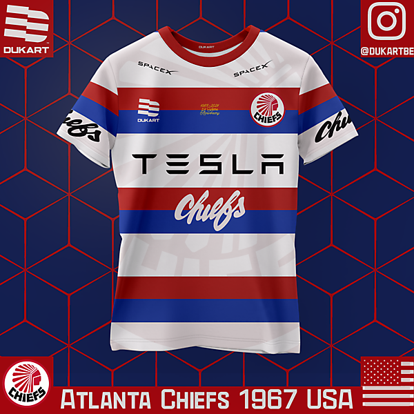 Atlanta Chiefs Modern Home