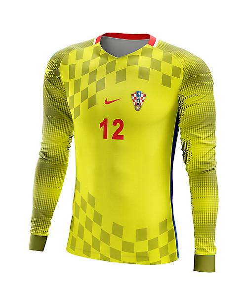 Croatia-keeper concept