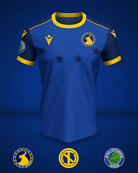 Europe   Home Kit Concept