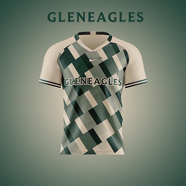 Gleneagles Hotel shirt concept
